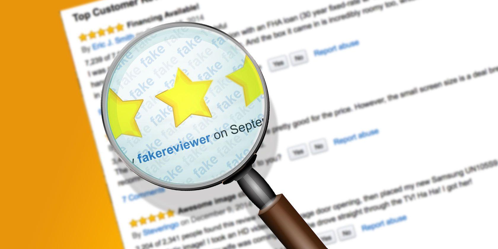 How to Spot Fake Reviews on Amazon | MakeUseOf