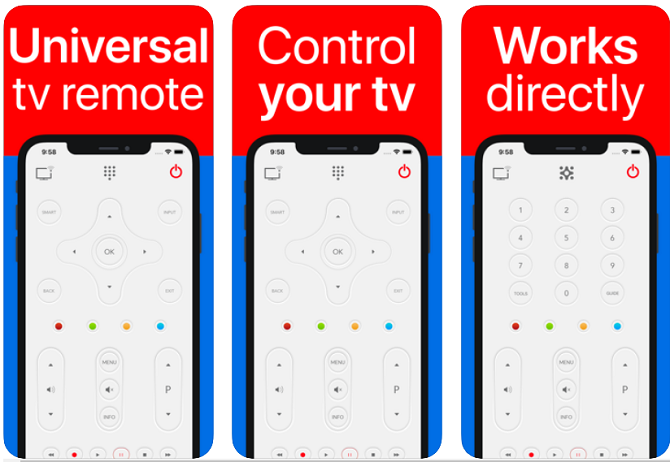 The Best Tv Remote Apps For Android And Iphone Makeuseof Passivetech